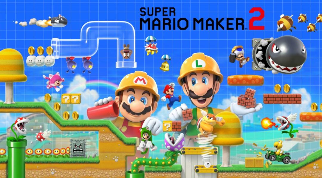 Super Mario Maker se renueva en 2019