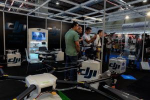 ExpoDronica Hosts For The First Time The launch in Europe Of The New DJI Drones « Earth Imaging ...