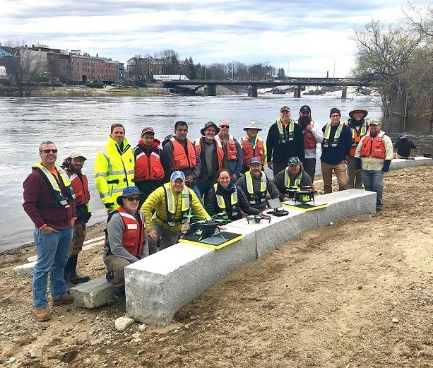 USGS, Scientists Test Drone-Based Stream Gauging