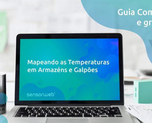 temperatura em armazéns e galpões