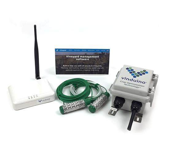 Vinduino Soil Moisture Monitoring Starter Kit