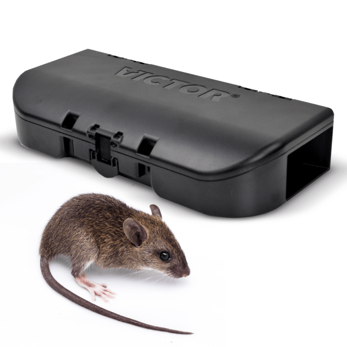 SensorWorks-Ready Woodstream Smart-Kill Mouse Trap