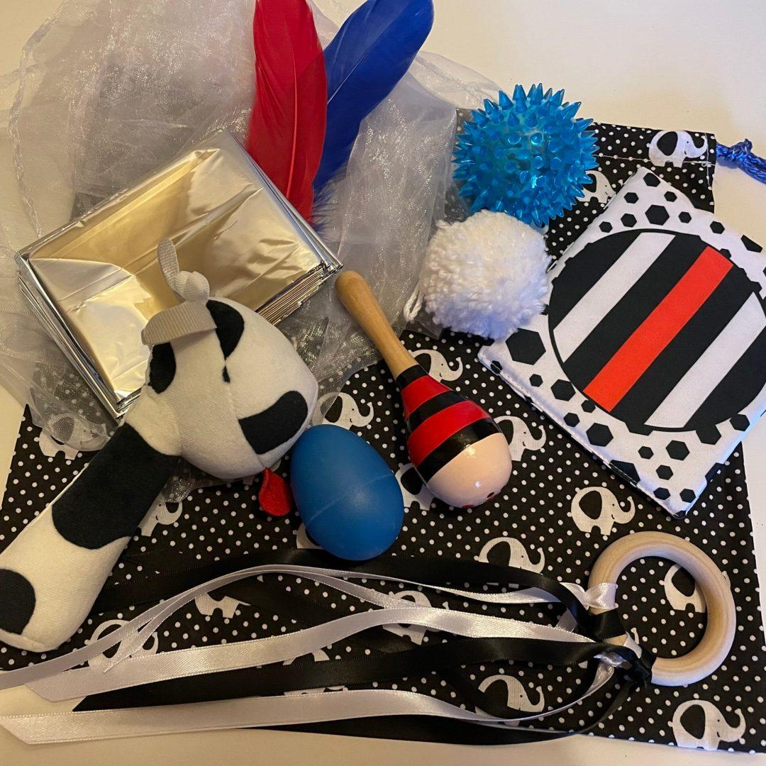 Newborn Baby Pack, Baby Sensory Pack