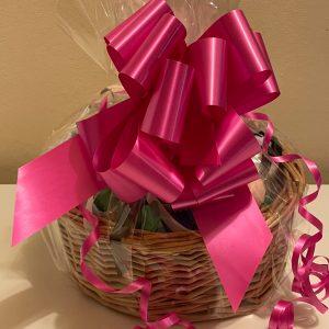 Gift wrap, pink