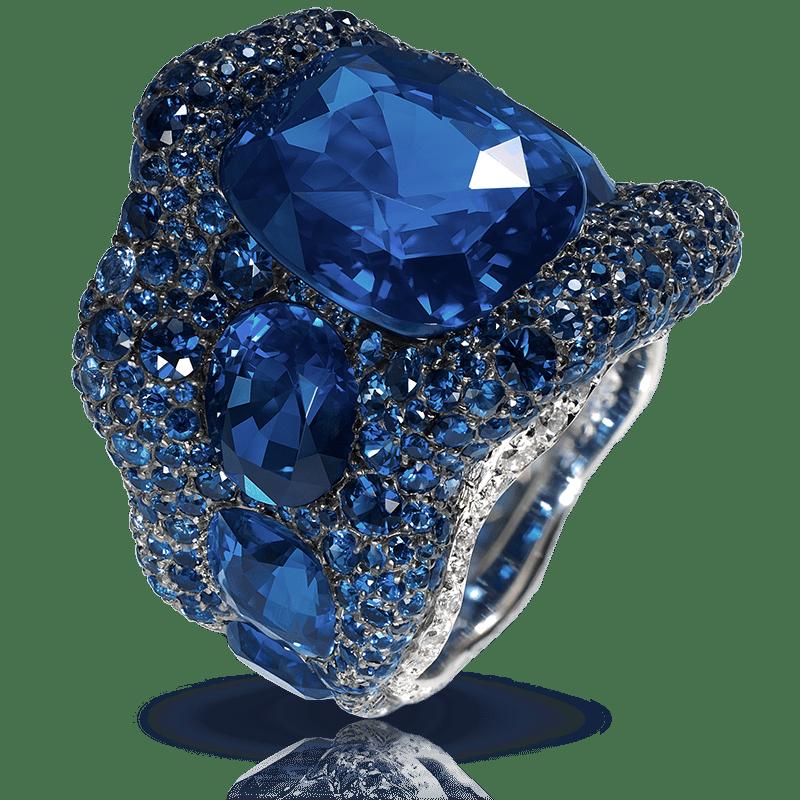 Vagabonde Bleue Ring