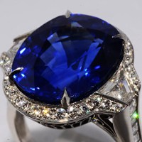 One-of-a-kind Sapphire Rings