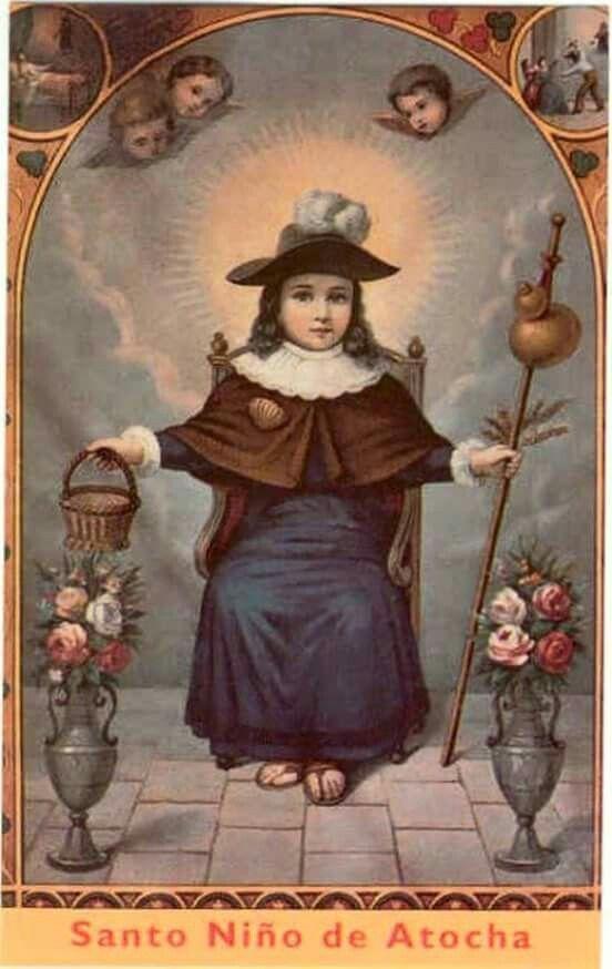 The Holy Infant Of Atocha Sensus Fidelium