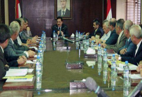 sensyria - وزارة المالية اجتماع