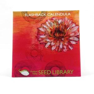 calendula seed packet