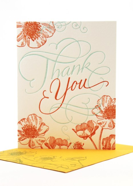 Corporate Thank You Cards