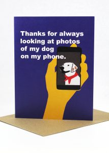 Thanks for looking at photos of my dog