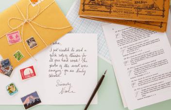 Why Handwritten Cards Matter