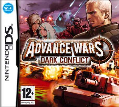 boxshot_Advance Wars Dark Conflict