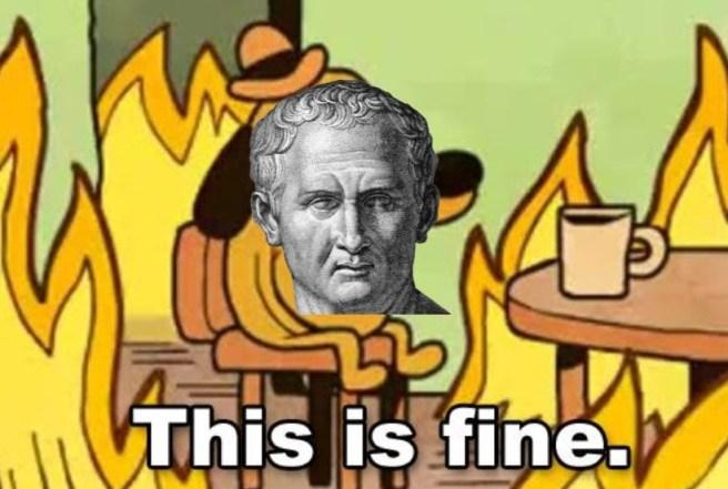 Cicero Very Fine