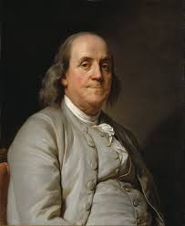 Benjamin Franklin - Wikipedia