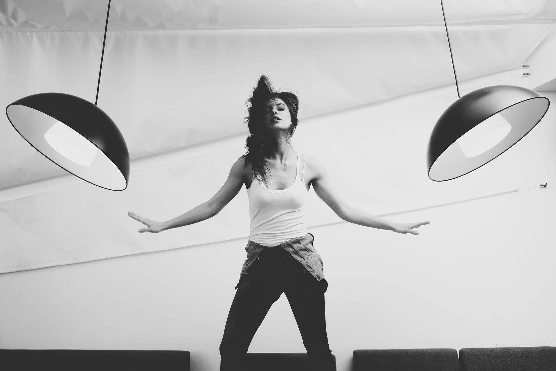 bajar de peso bailando merengue video original