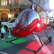 Helicóptero Cicaré CH-7