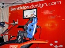 Stand Sentidos design_Torax_