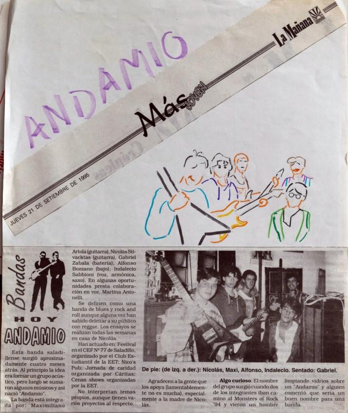 Andamio Blues Band
