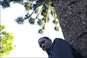 O imigrigante senegalês Cheikh Mbacke Gueye, assim como a maioria que chega em Caxias do Sul, é muçulmano