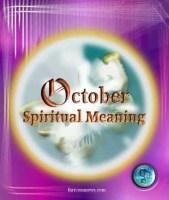 October Spiritual meaning