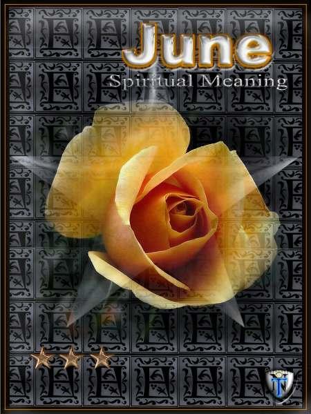 june spiritual meaning