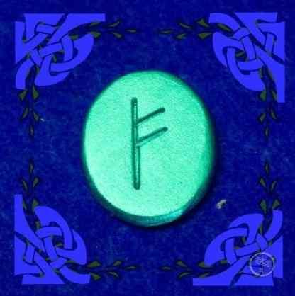 Fehu Rune Stone Meaning