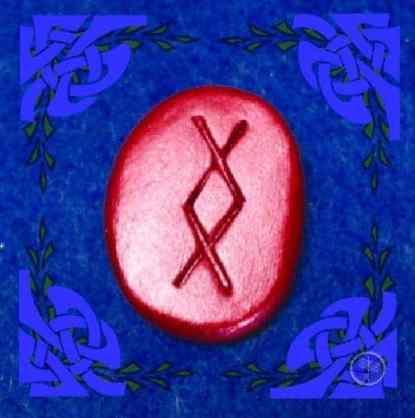 Inguz Rune Stone Meaning