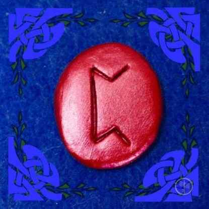 Perth Rune Stone Meaning