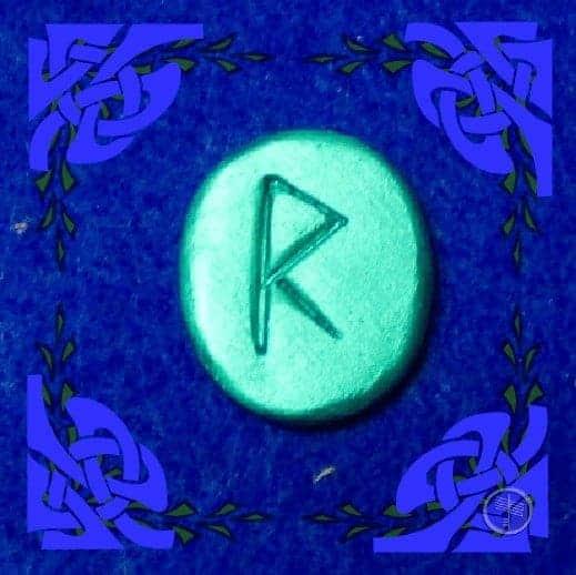 Raidho Rune Stone Meaning