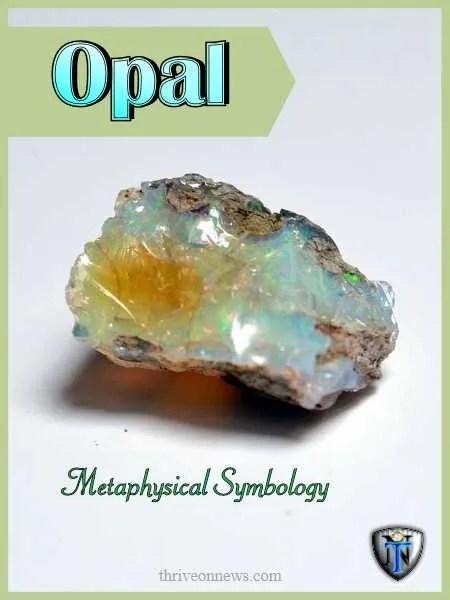 opal spiritual meaning