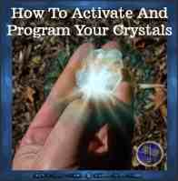 how to program and activate crystals