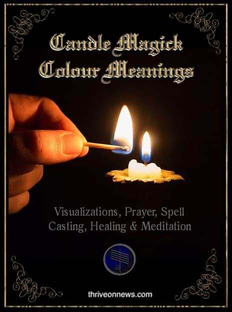 candle colour meanings