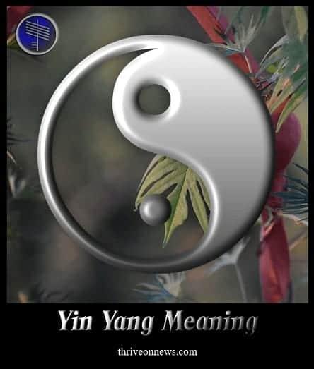 yin yang meaning