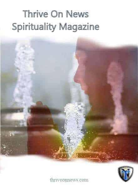 thrive on news spiritual magazine