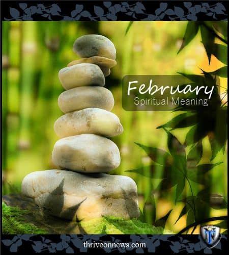 february spiritual meaning