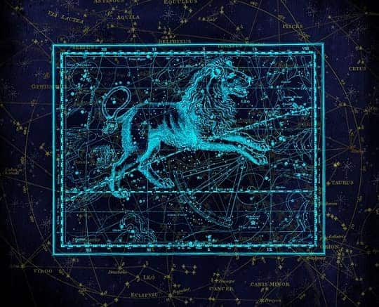 leo star sign meaning