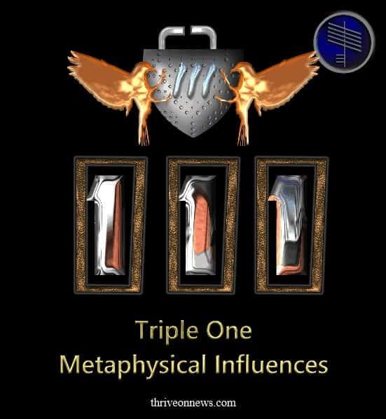 triple one numerology