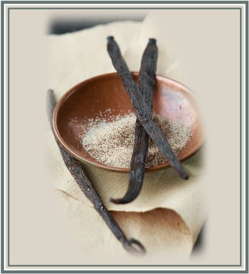 magical properties of vanilla