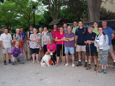 Sentier Francis Lastenouse - Balade Guidée 19 Juillet 2014