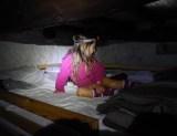Gli essiccatoi delle castagne adibiti a camere