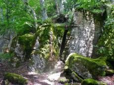 grotte e anfratti