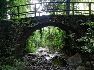 Il vecchio ponte: qui si dice non convenga passare di notte