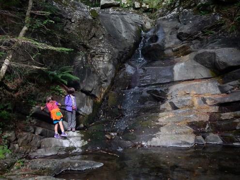 le cascatelle delle Tre Fonti