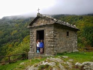 Il cimitero vecchio di Rocca Ricciarda