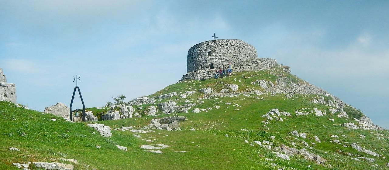 Fate, draghi e templi intorno al Parco Faunistico del Monte Amiata