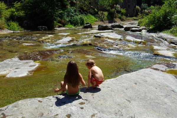 Piscine naturali del Rovigo e la Badia di Moscheta