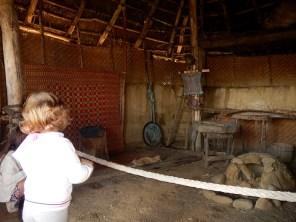La capanna dell'età del bronzo