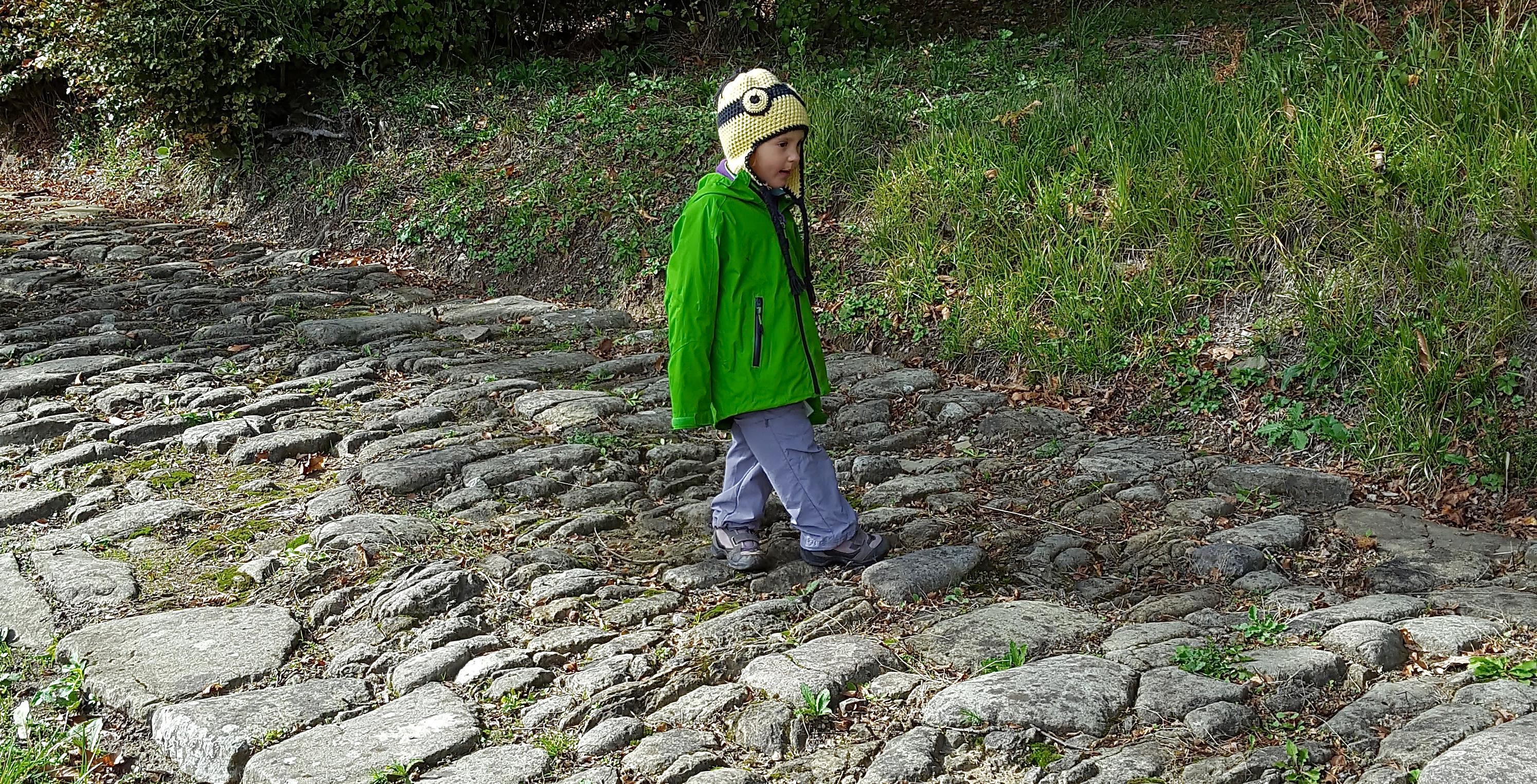Strade romane e linea gotica: gite per tutti al passo della Futa