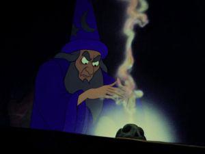 I maghi della Disney sono ispirati a personaggi reali come Nepo